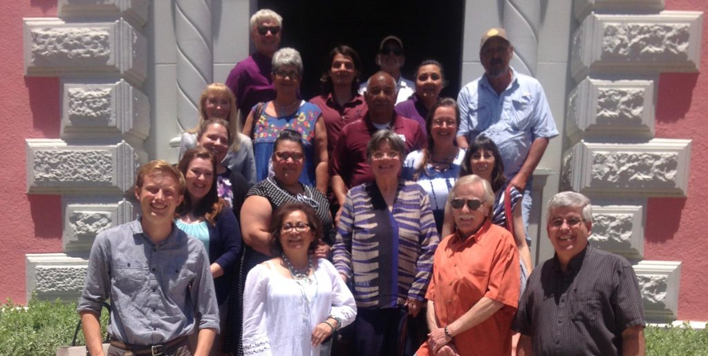 Photo of the San Antonio Conservation Society Main Office Staff