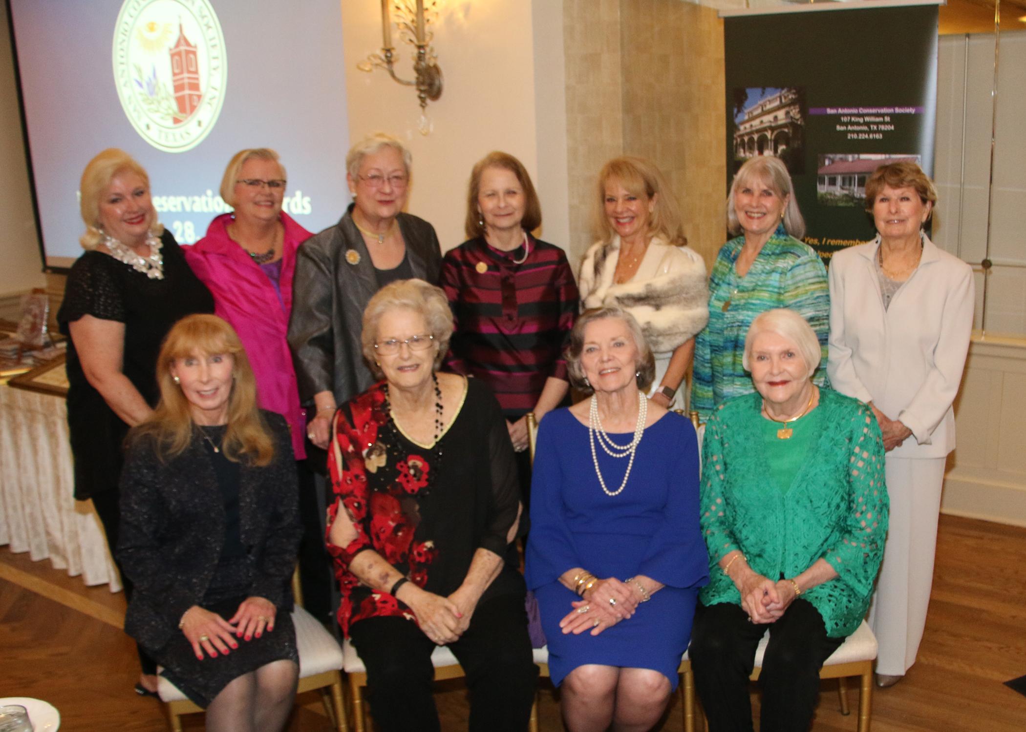 Board of Directors - San Antonio Conservation Society