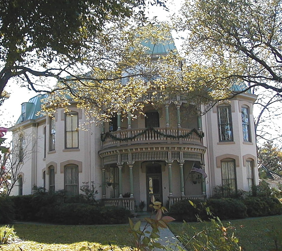 Ike West House