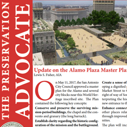 The Preservation Advocate Thumbnail