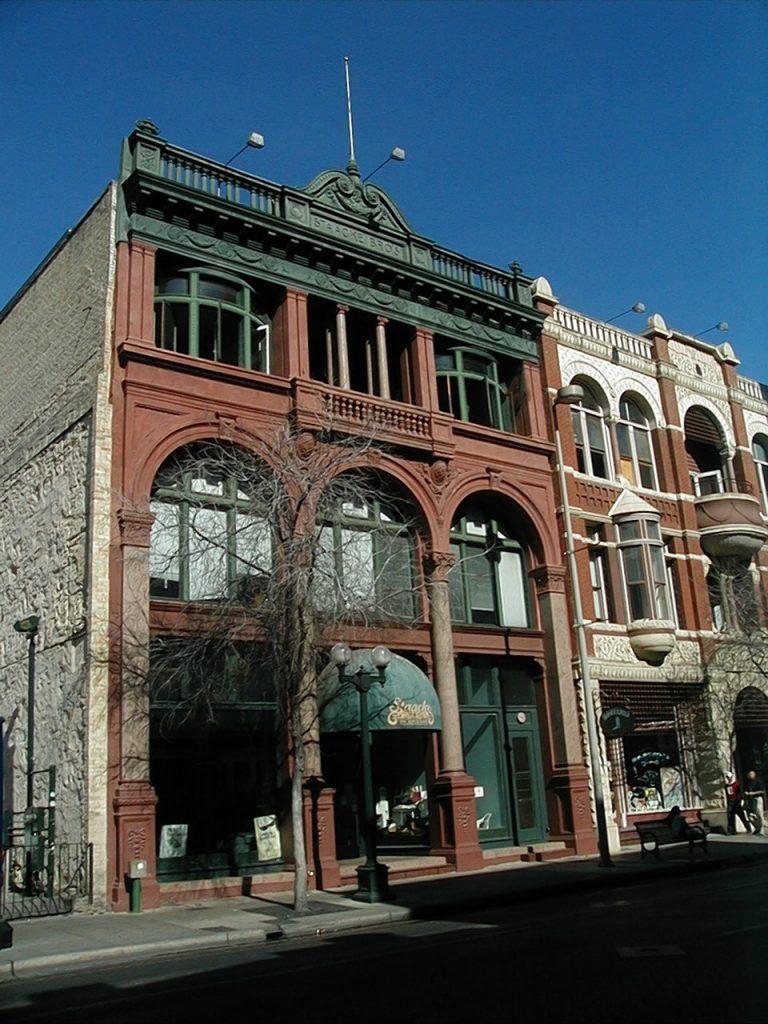 Staacke Building