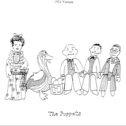Illustration of the Puppets