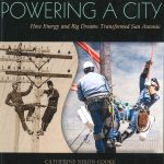 Powering A City Book Cover