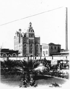 Pearl Brewhouse ca.1900