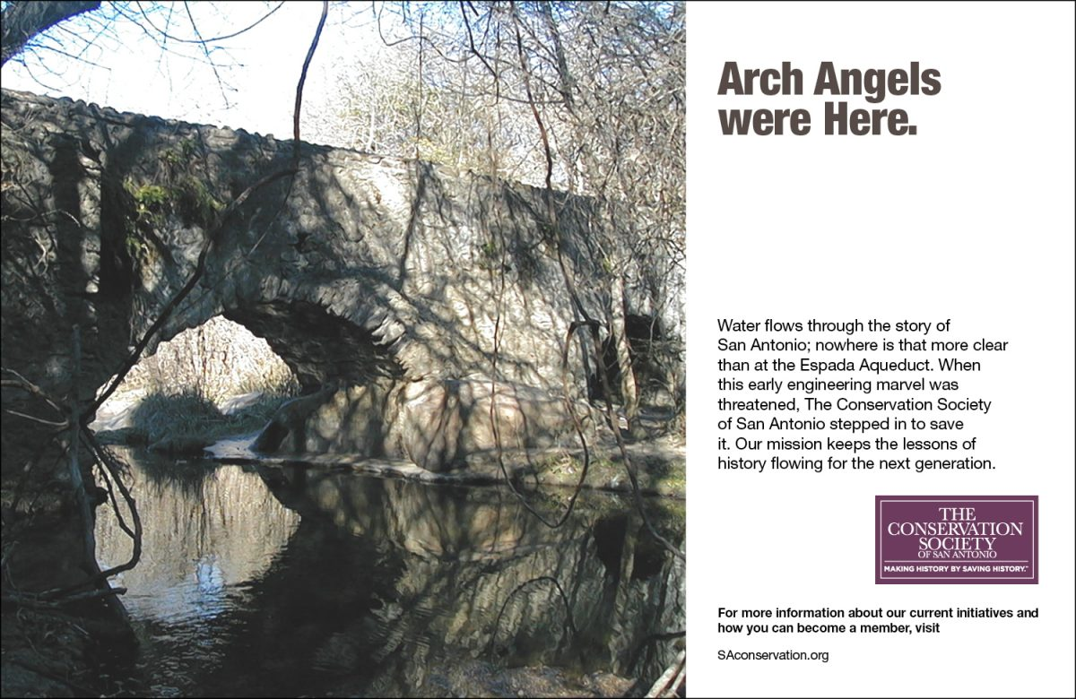 Arch Angels were Here