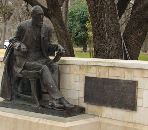 Statue of George Brackenridge