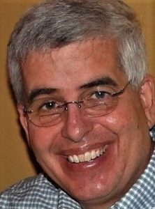 Portrait of Ron Bauml