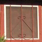 Door Detail from Alazan Courts